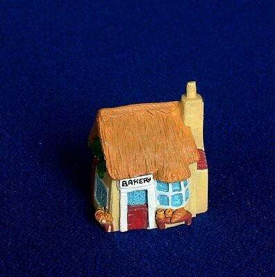 Thimble - Hand Painted Pewter - The Bakery