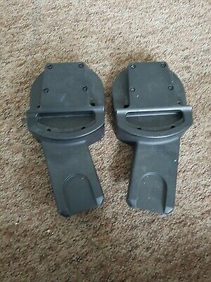 Mamas and Papas Urbo Sola Zoom Aton Maxi-Cosi car seat adapters