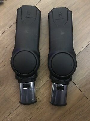iCandy peach main car seat adaptors.