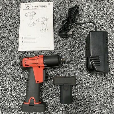 Snap On CT761A/CT761AQC Cordless Impact Wrench