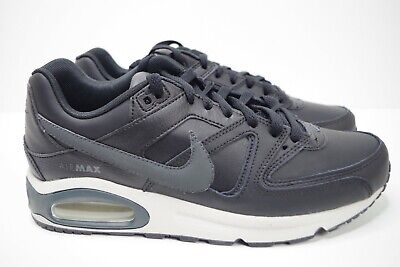 separation shoes c22cf 07dbc NIKE AIR MAX COMMAND LEATHER BLACK   GREY size UK 8.5 US 9.5 EUR 43 749760