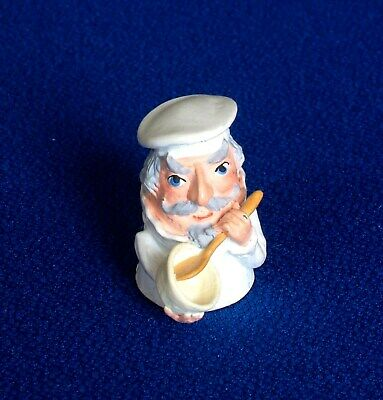 Thimble - Stephen Frost - Warwick Models - Chef