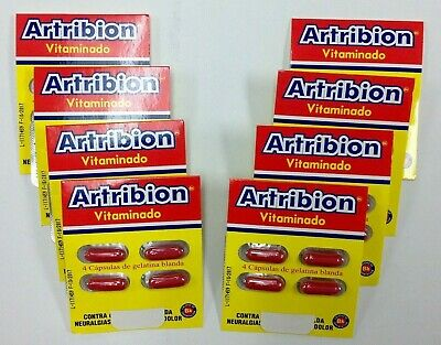 Artribion Vitaminado 8 Sobres- Sin Caja / 8 Pck With No Box