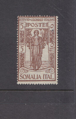 SOMALIA-1926-5c ITALIAN COLONIAL INSTITUTE-HINGE REMOVED-SG 81-$5-freepost