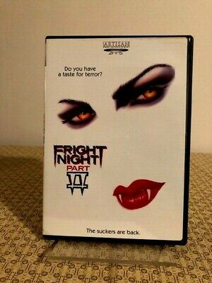 Fright Night Pt. 2 (DVD, 2003)