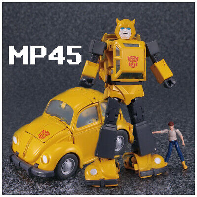 Pre-orderTransformers toy TAKARA TOMY MP-45 Bumblebee 2.0 G1 Action figure