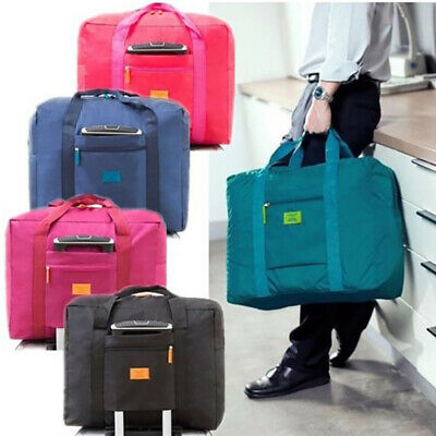 Waterproof Travel Pouch Folding Bags Women Luggage Clothes Sorting Organizer Bag