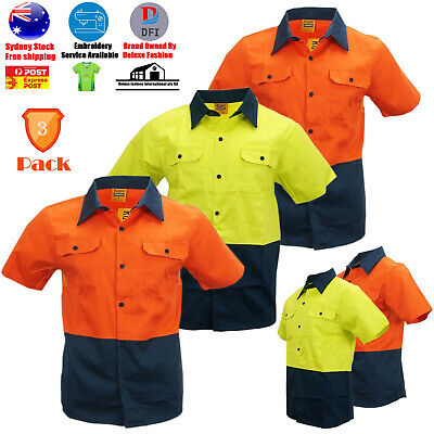 Hi-Vis Safety Warm Zip Jacket Work Wear For Construction PPE Long Sleeves Yellow