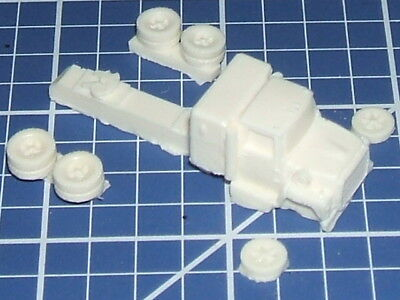 1/160 N resin kit  - camion routier sleeper truck