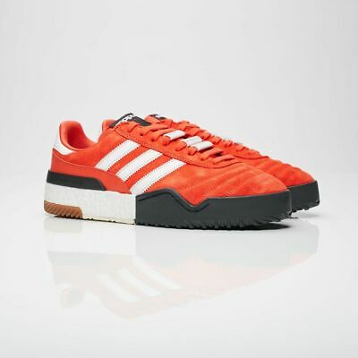 buy online 02ab5 3e80d Adidas AW BBALL Soccer Alexander Wang Bold Orange 8.5 B43593 100% Authentic