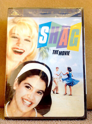 Shag, The Movie (DVD, 2001) Bridget Fonda /  FACTORY SEALED / rare OOP