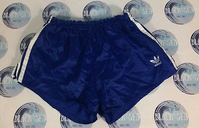 Vintage 1970's 1980's Football Soccer Shorts Adidas Made In West Germany 5
