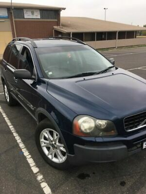 xc90 volvo 2004 t6 2.9Lt T6, automatic