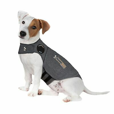Thundershirt Anxiety Coat for Dog, S, Grey