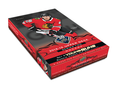 2018-19 UPPER DECK SERIES 2 YOUNG GUNS RC Hockey U-Pick From List starting @ $3