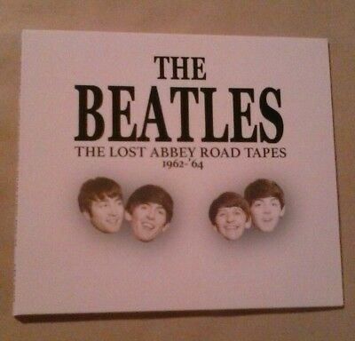 The Beatles - The Lost Abbey Road Tapes 1962-64. (Cd) Brand new not sealed.