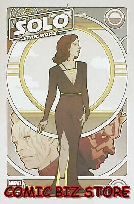 Star Wars Solo Adaptation #5 (Of 7) (2019) 1St Print Scarce 1:25 Forbes Variant