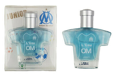 JUNIOR Official OLYMPIQUE MARSEILLE 35ml Eau De Perfume Football Boys Kids
