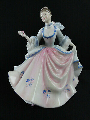 VINTAGE ROYAL DOULTON FIGURINE 19cm - REBECCA HN2805 - 1979  - MADE IN ENGLAND