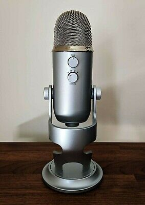 Blue Microphones Yeti USB Wired Condenser Microphone