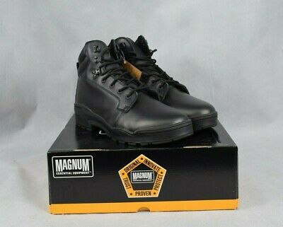 Magnum Patrol CEN Safety Boots Durable Leather Boot Rustproof Size UK 14 EU 48
