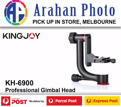 KingJoy KH-6900 Professional Aluminium Gimbal Head