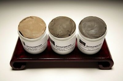 BONSAI CUT PASTE FOR BONSAI TREES in Grey color 100g for 6 pounds