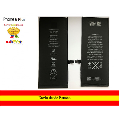 Bateria Original de Fabrica para Apple Iphone 6 Plus  APN 616-0765 2915mAh