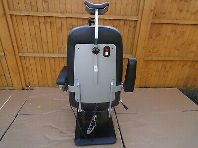 OPHTHALMIC CHAIR or  BARBERS/TATTOOIST  CHAIR SPRING  DEAL