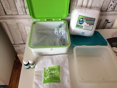 Cheeky Wipes Reusable Wipes Kit