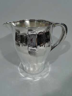 Tiffany Water Pitcher - 17580 - Special Hand Work - American Sterling Silver