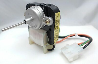 WR60x10168 Evaporator Fan Motor for GE Refrigerator Replacement WR60X10220 2PCS