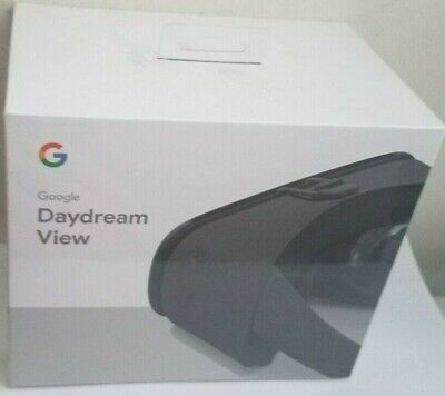New!! Google Daydream View - Virtual Reality Headset - Charcoal Gray