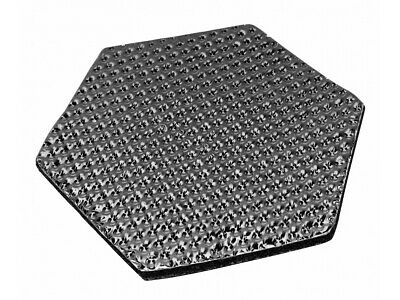 STP Crystal Bass Booster - 2 Hexagonal Platten 190 x 220 mm