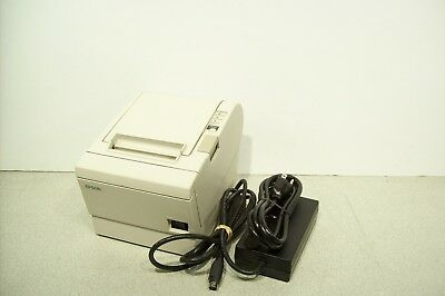Micros Epson TM-T88II M129B Thermal Kitchen Parallel Printer For Win XP Tested