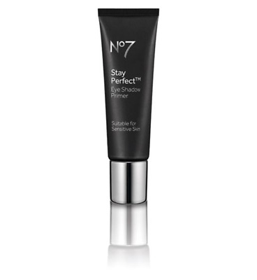 No7 Stay Perfect Eye Shadow Primer 10ml - NEW Boxed