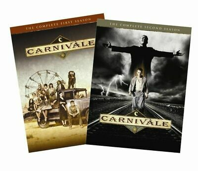 Carnivale Complete HBO TV Series Seasons 1-2 DVD Set All Collection Episode Show
