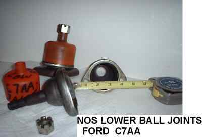 NOS 1960 - 67 Ford Thunderbird T-Bird Lower Ball Joint Ford Product