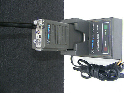 Ghostbusters Motorola MT500 Radio and Charger