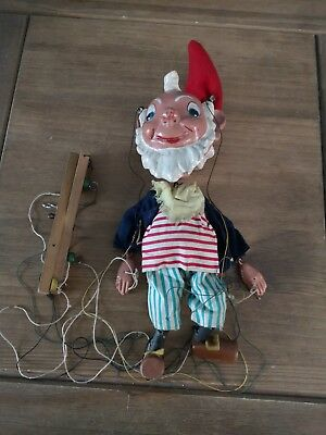 Vintage Pelham puppet early big ears in very good played with condition for age