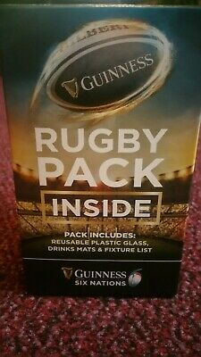 Guinness Rugby Pack