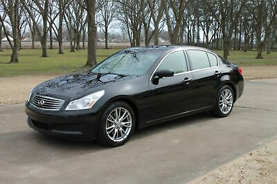 2007 INFINITI G35 35 Journey  1 Owner  Perfect Carfax One Owner Perfect Carfax Premium Pkg Heated Leather Seats MSRP New $35400