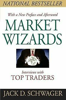 Market Wizards: Interviews with Top Traders by S... | Book | condition very good