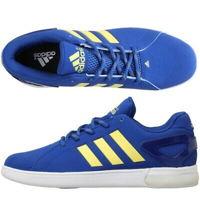 Mens Size UK 13.5 Adidas Snipe Core Trainers Smart Casual Sneakers Royal Blue