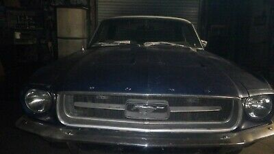 1967 Ford Mustang Coupe 1967 mustang coupe