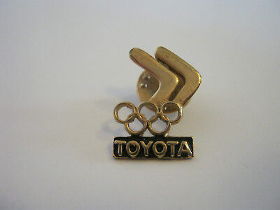 Toyota Australia Olympic Games Pin / Badge