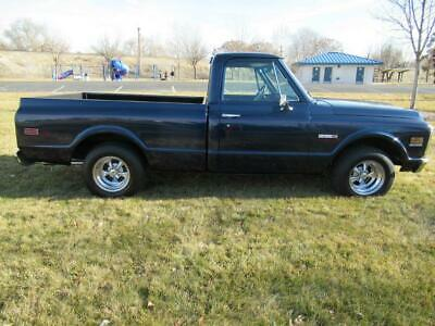 1972 Chevrolet C-10 C-10 CHEYENNE 1972 Chevrolet C-10 Cheyenne Pickup - 2WD - Shortbed - Fuel Injected Vortec 350!