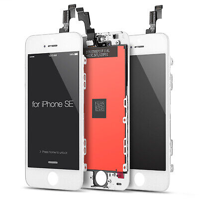 OME Quality For iPhone SE LCD Display Touch Screen Digitizer Replacement White