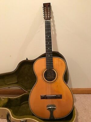 Lundberg Stella Vintage 12-String Clone Extremely Rare only 8 made