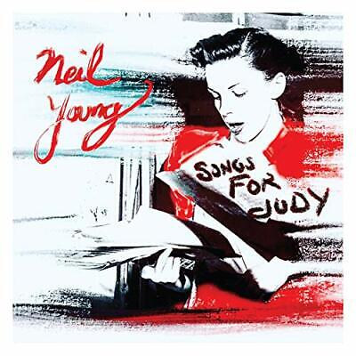 Songs for Judy Neil Young Audio CD